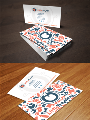 Business card design custom business card design service business card design by sarah mathews reheart Gallery