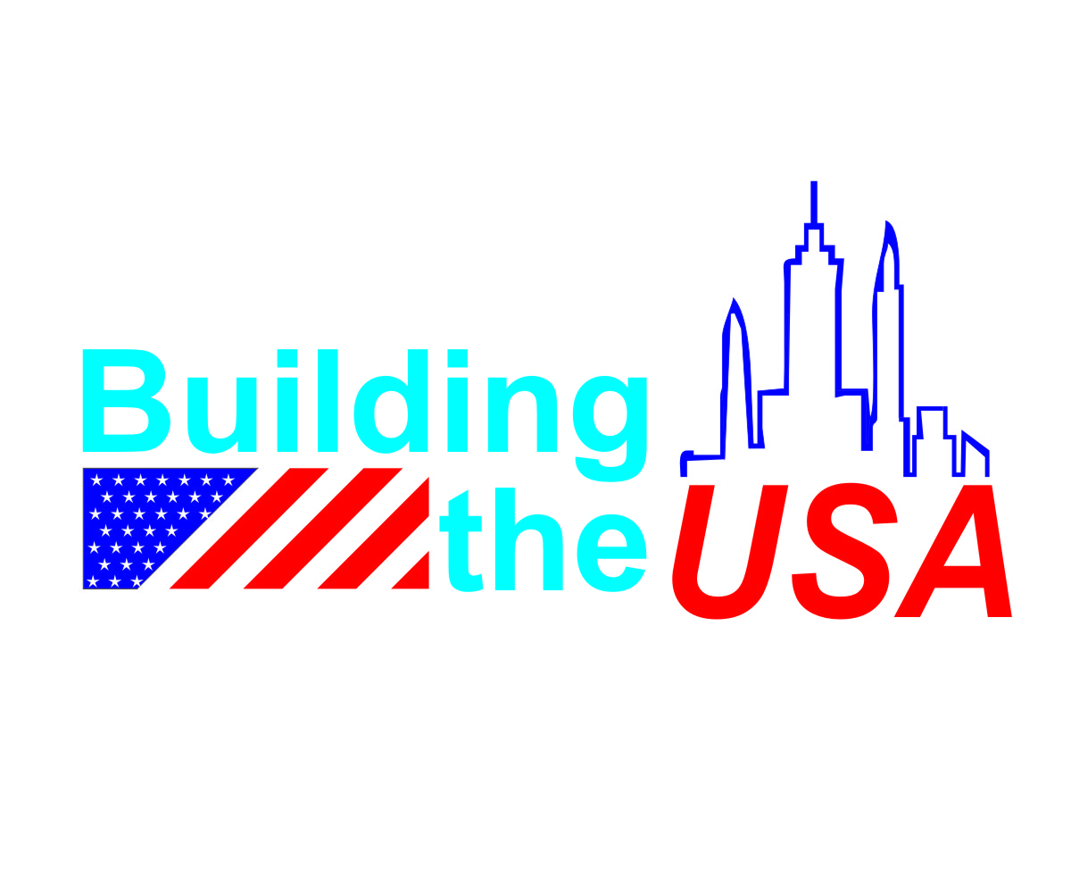 Building logo design for building the usa by manojej for Design company usa