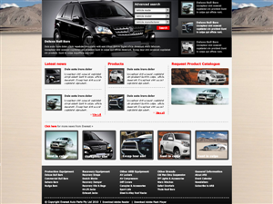 Roofing Company Website Design 140699
