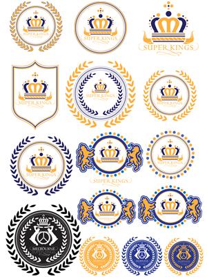 64 bold modern social club logo designs for melbourne