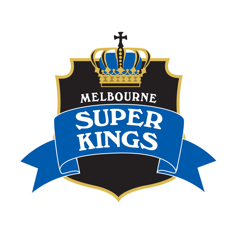Bold Modern Social Club Logo Design For Melbourne Super Kings By Clever Graphics Design 143088