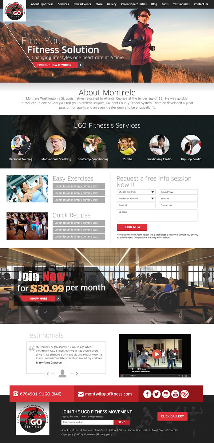 Modern Professional Store Web Design For A Company By Designcreativity4you Design 4153915