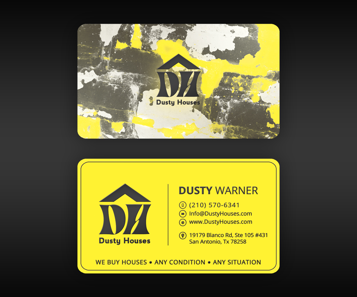 42 playful business card designs business business card design business card design by ethien for dusty houses design 4005008 colourmoves