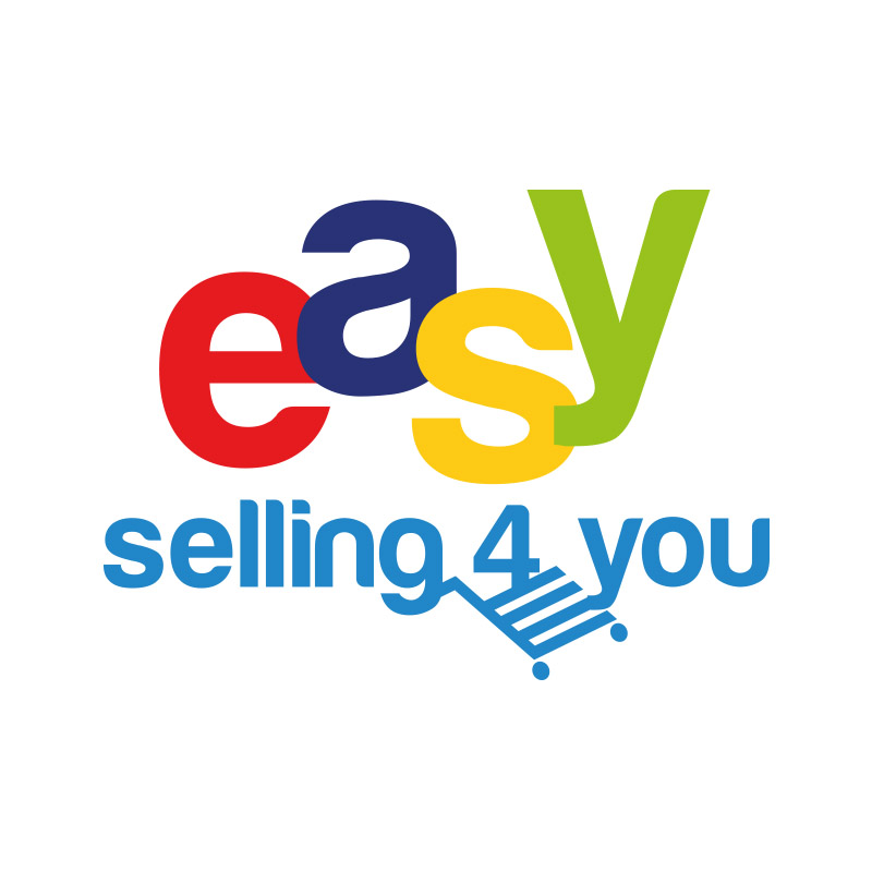 Ebay logo design for easy selling 4 you by creativedoctor 4 selling design