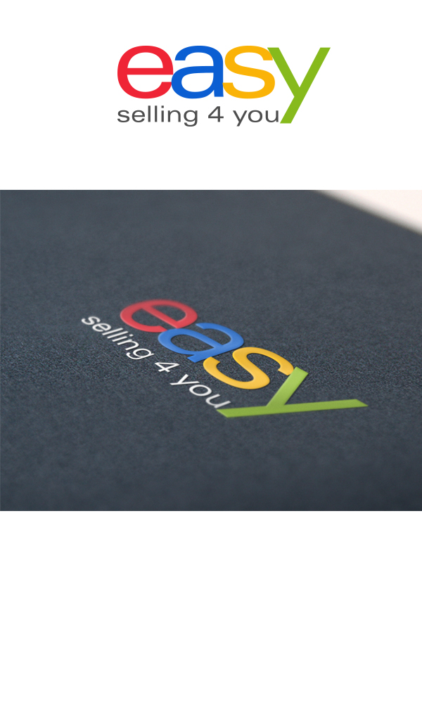 Logo Design For Easy Selling 4 You By Alexnegrea9 Design