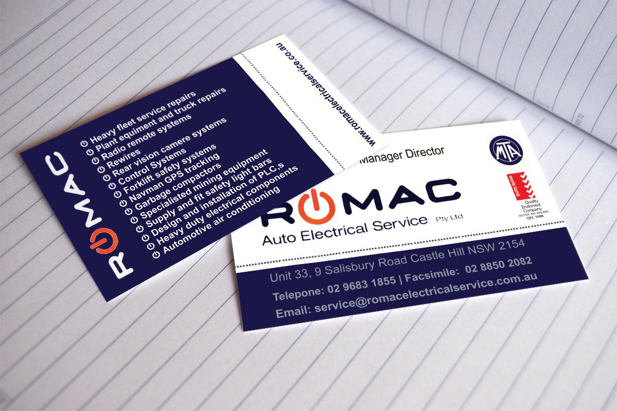 Business Business Card Design for printsales.com.au by ...