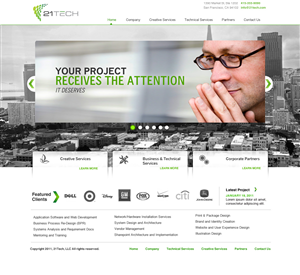 Government Web Bidding Website Design 210770