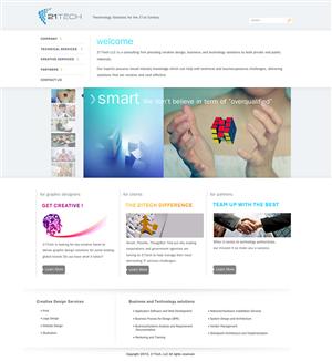 Business Web Page Design