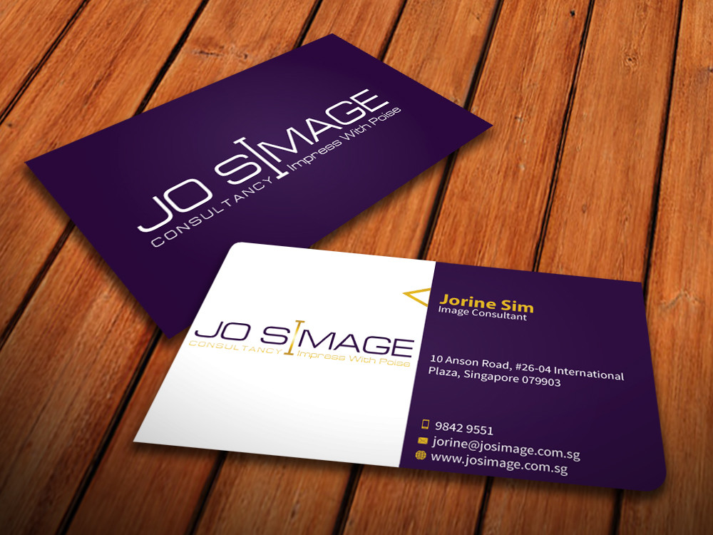 Business Card Design For A Company