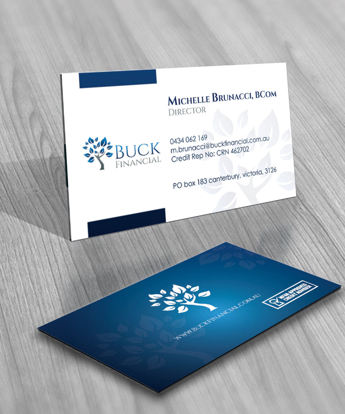 Professional upmarket finance business card design for buck business card design by sing wei for buck financial group design 4287649 colourmoves