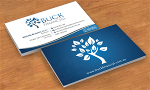 240 Professional Business Card Designs Finance Business Card