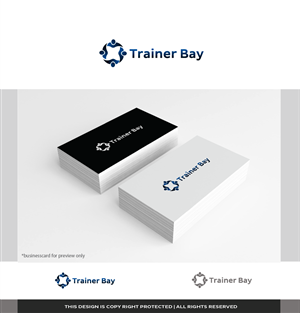 Logo Design by Muhammed Nahas - TrainerBay - Platform for hiring Freelance Corp...