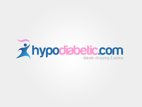 Elegant, Feminine, Shopping Logo Design for hypodiabetic com