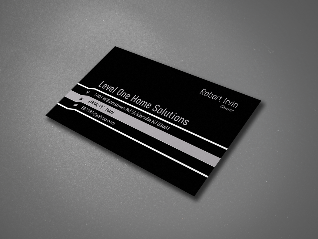 Home remodeling business cards choice image free business cards bold modern business card design for robert irvin by pawana business card design by pawana for magicingreecefo Image collections