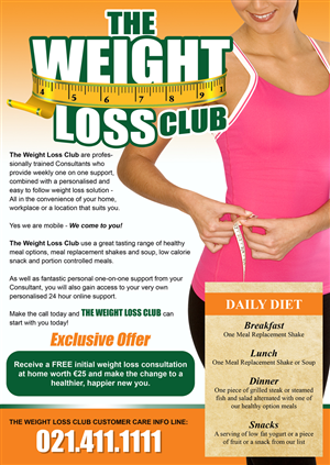 nutrition flyer designs 64 flyers to browse page 3