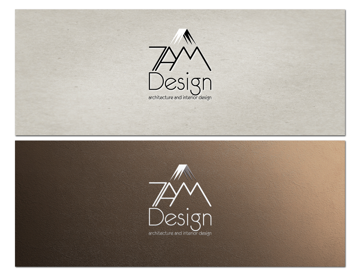 Logo design for abdulrahman alboug by arti design 1135692 for Interior designs logos