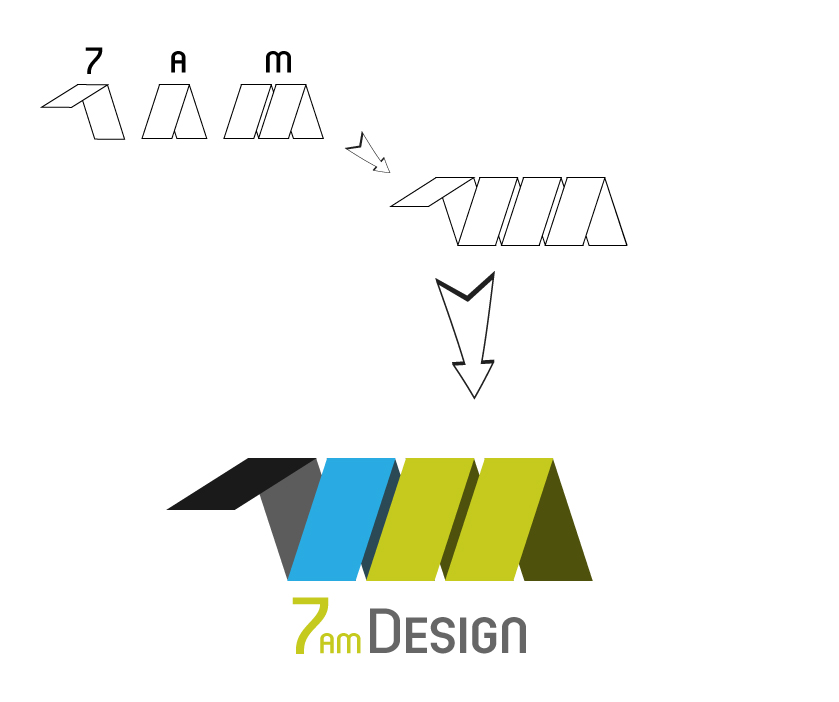 Logo Design By Sale7 For Architecture And Interior Company