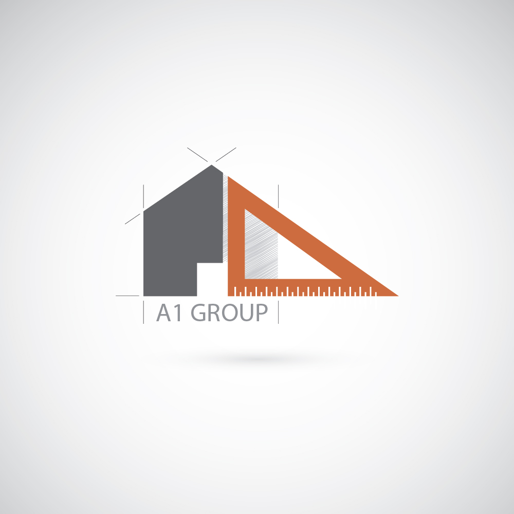 Professional bold building logo design for a company by for Professional building designer