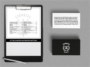 Flyer Design by ·Julian· - Cafe menu design