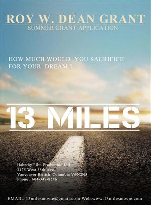 Brochure Design by vondon - Feature film needs look book digital brochure - ...