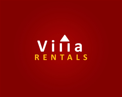 "Logo Design job – Create the ""Villa Rentals"" logo! – Winning design by hellorex"