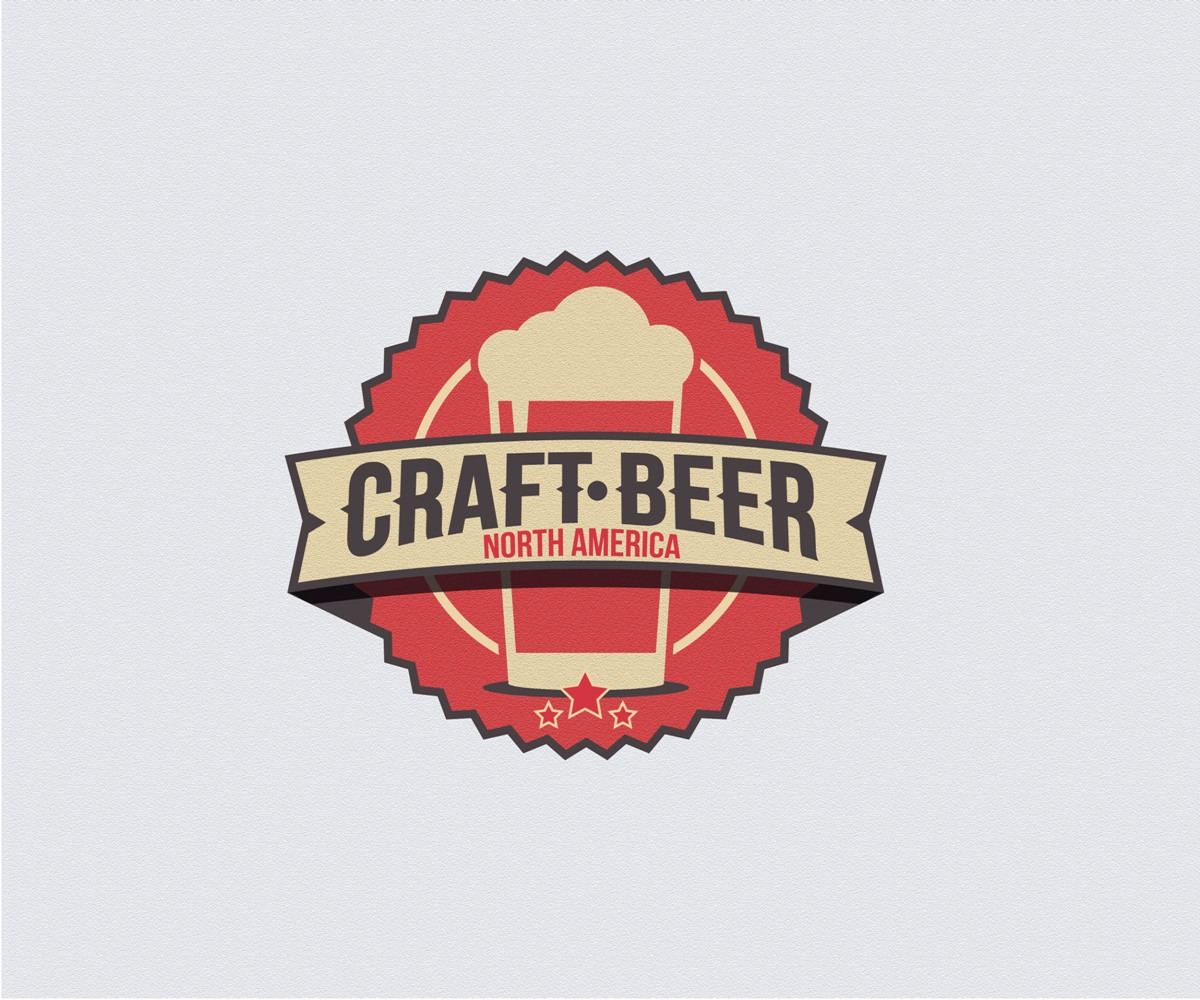 Personable colorful logo design for bit lab by ray gunn for Craft beer logo design
