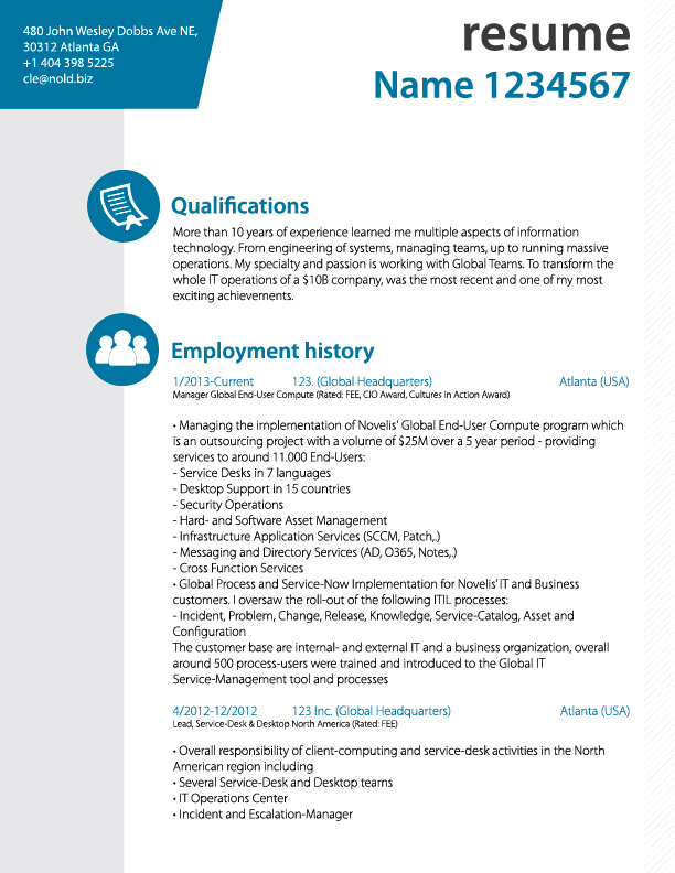 Escalation Manager Resume Escalation Manager Resume Images Resume