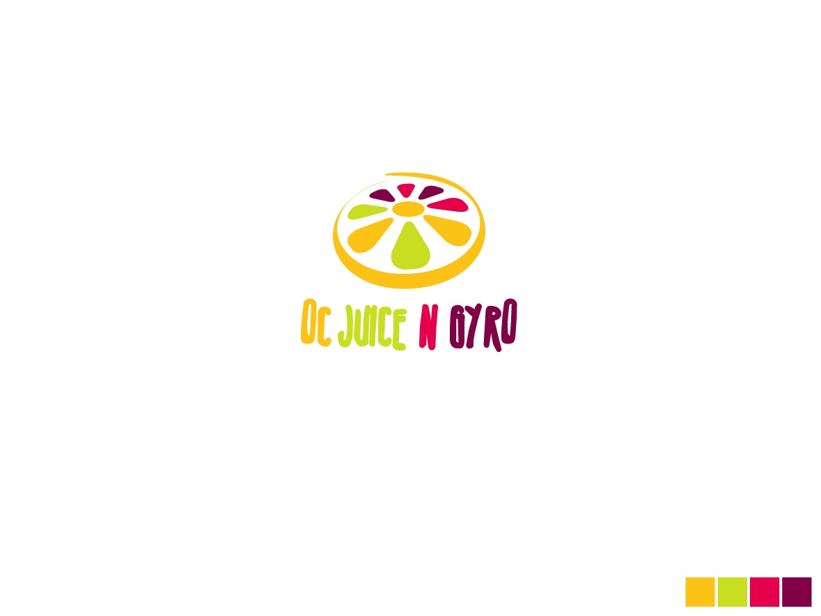 Logo Design by Empathy Design for Juice Bar Restaurant Logo - Design #146887