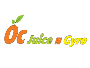 Logo Design by Delboy Designs - Juice Bar Restaurant Logo