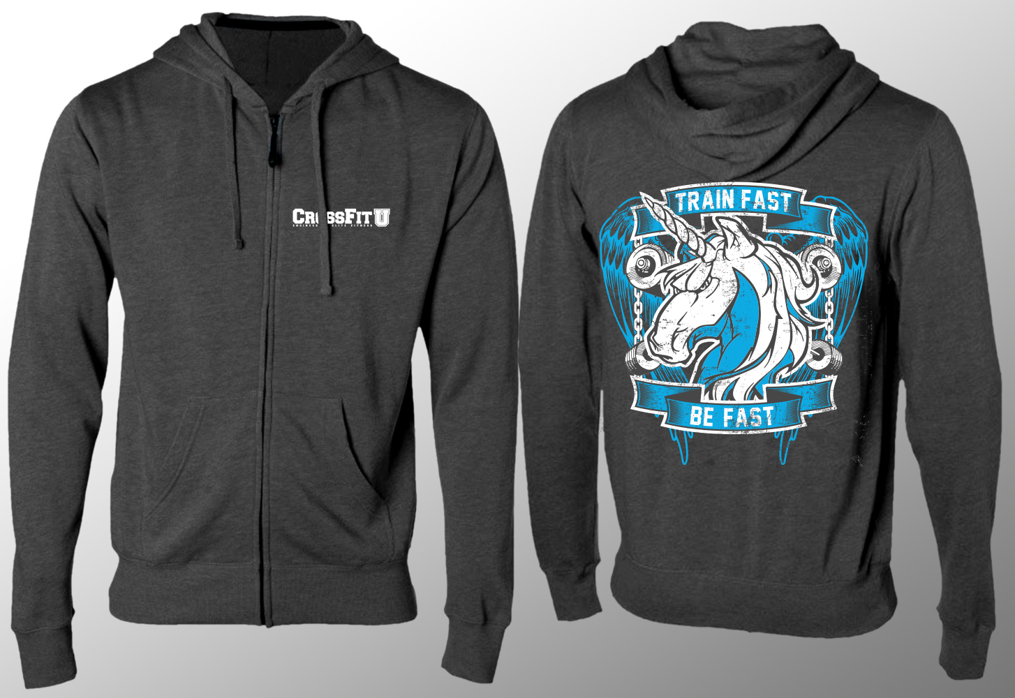 awesome hoodie designs crossfit gym needs an awesome hoodie design