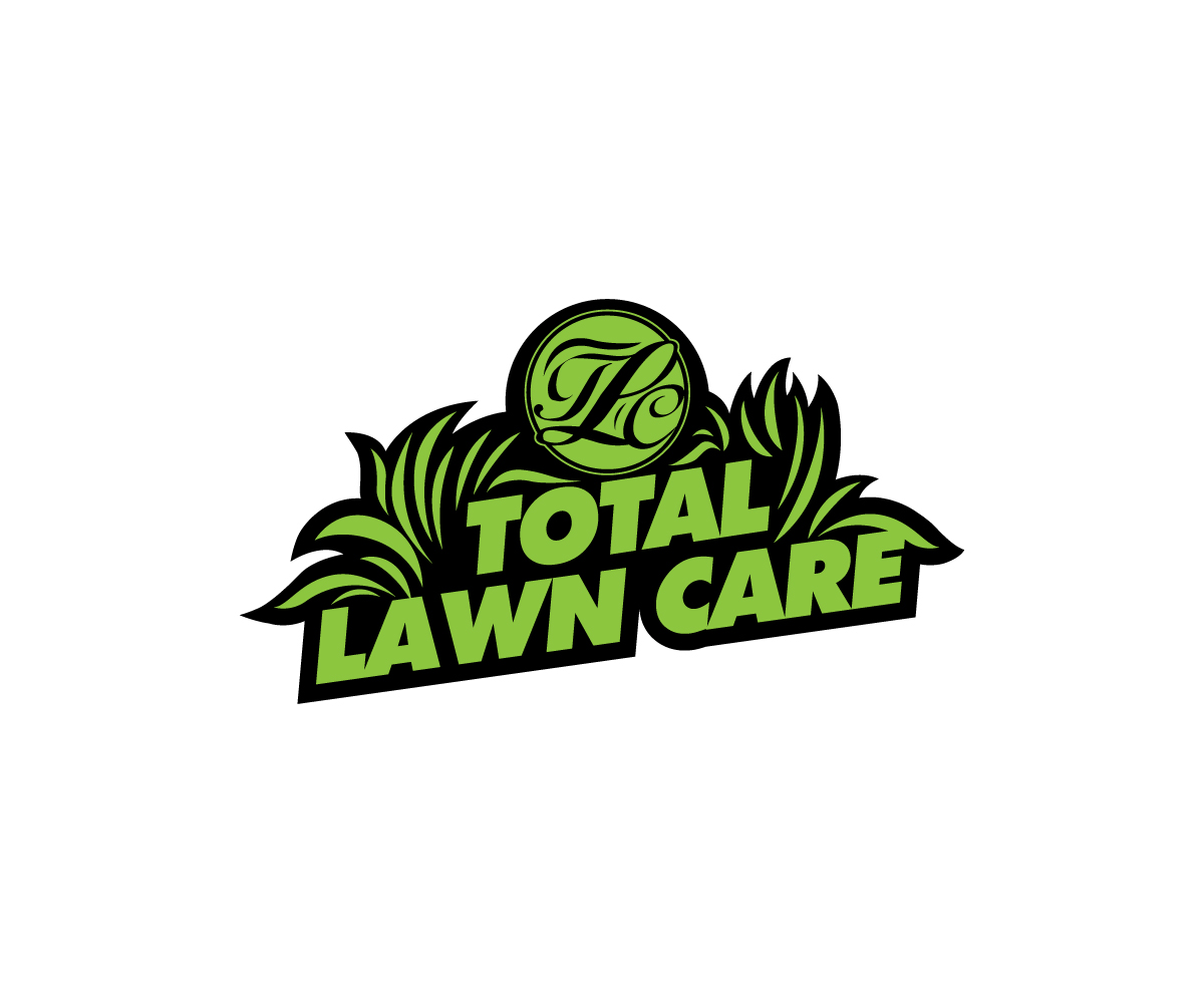 Professional masculine logo design design for nicholas for Lawn care t shirt designs