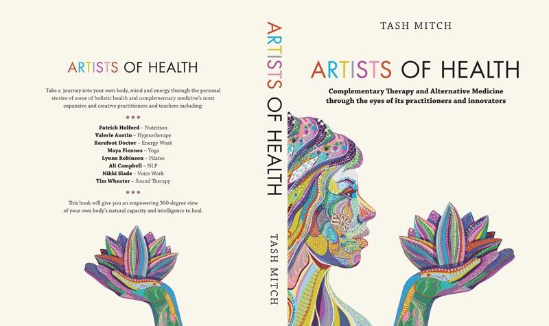 Health Book Cover Design : Elegant modern alternative medicine book cover design