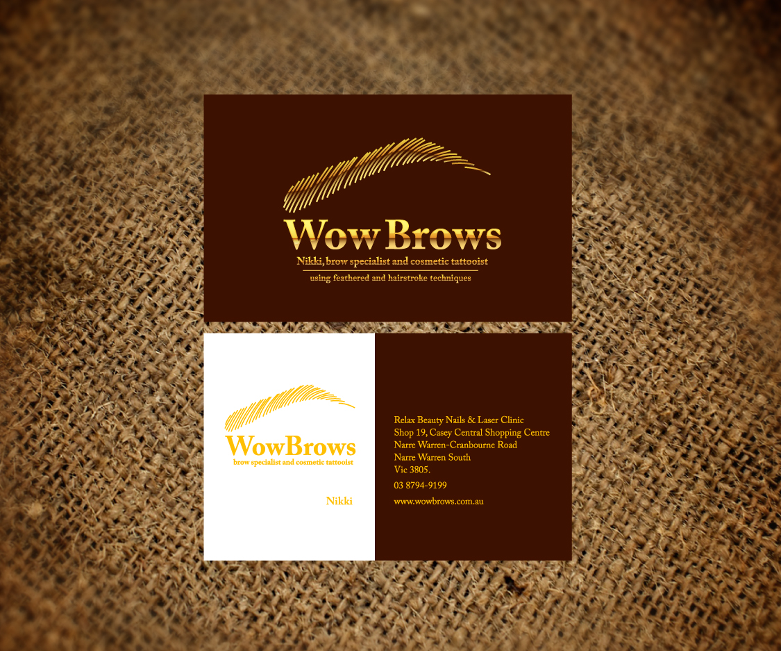 19 Modern Business Card Designs | Tattoo Business Card Design ...