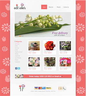 Homepage Graphic Design And Business Name 1121206