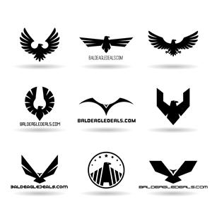 40 Professional Logo Designs for BaldEagleDeals.com a business in ...