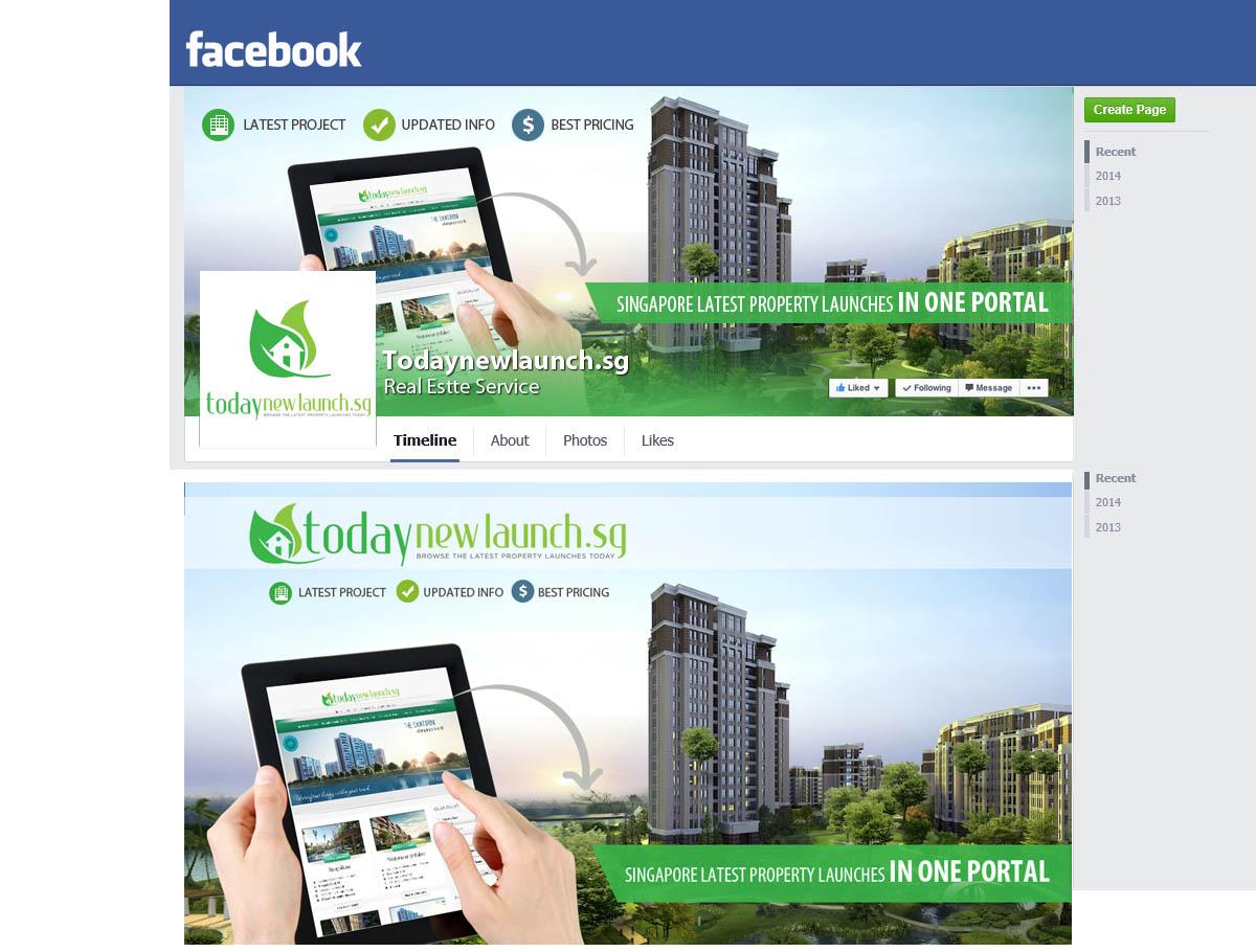 Elegant, Modern Facebook Design for MBO NETWORK LLP by uk | Design ...