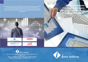 Brochure Design by barinix - Group of 4 companies needs a new brochure.
