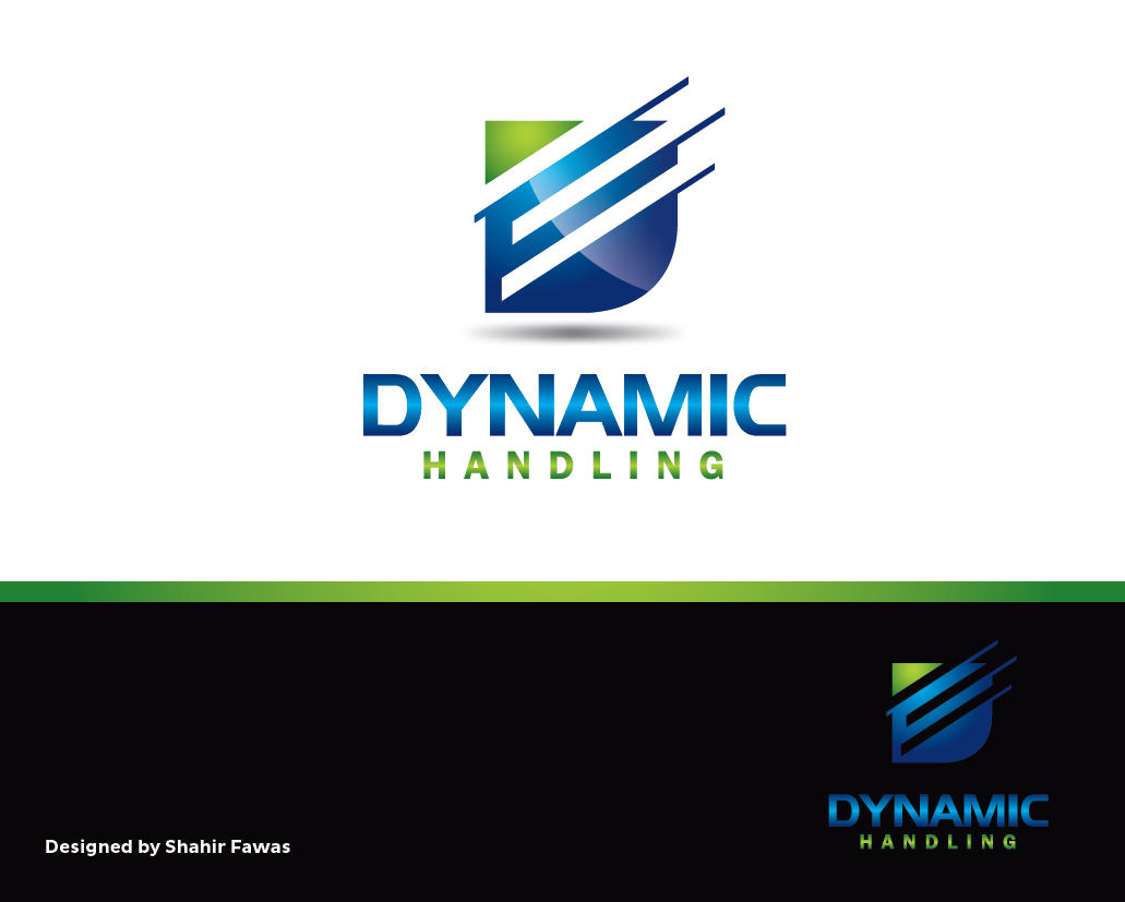 Bold economical it company logo design for dynamic for Design company