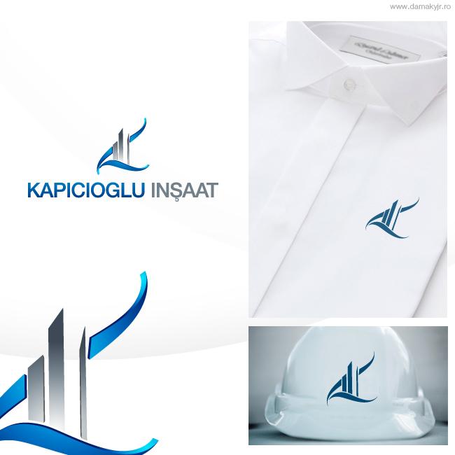 Logo Design By Damaky Jr For Kapicioglu Insaat