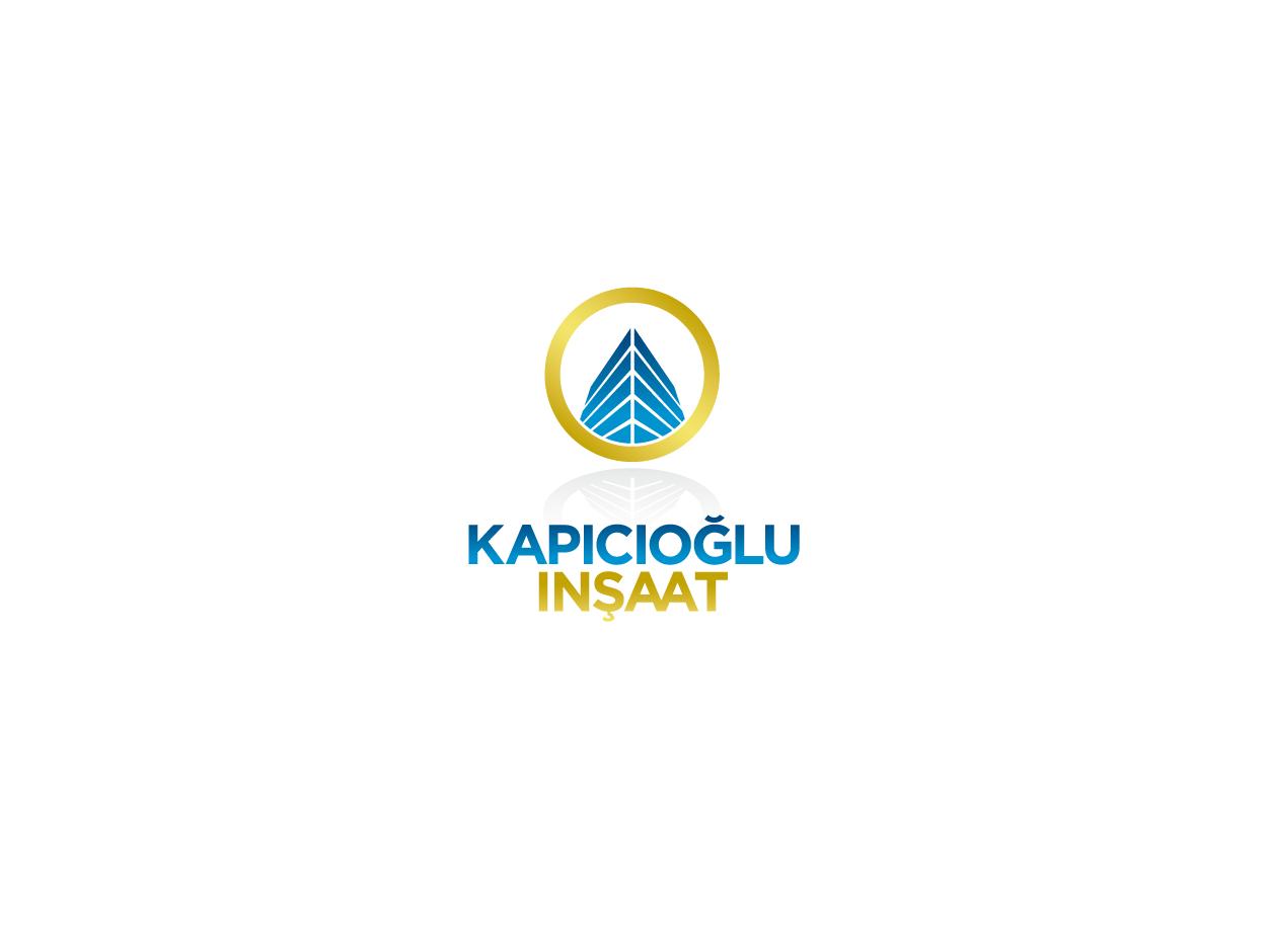 Logo Design by bluejet for kapicioglu insaat | Design #153292