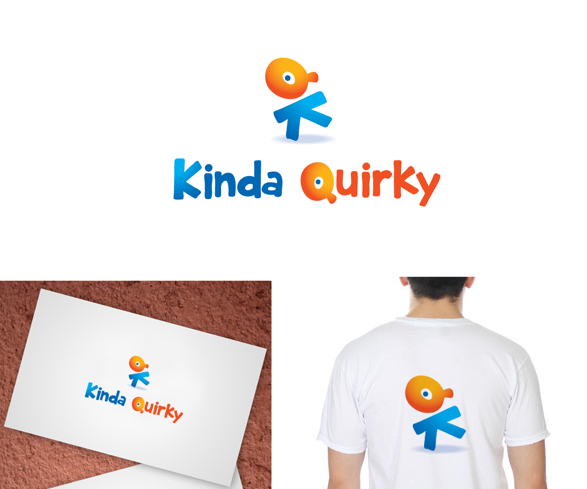98 professional online shopping logo designs for kinda for Quirky shopping sites