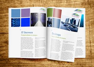 Brochure Design by Rohan Alexander - Information Systems Internal Communication Broc...
