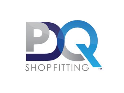 PDQ Shopfitting | Logo Design by bluberri