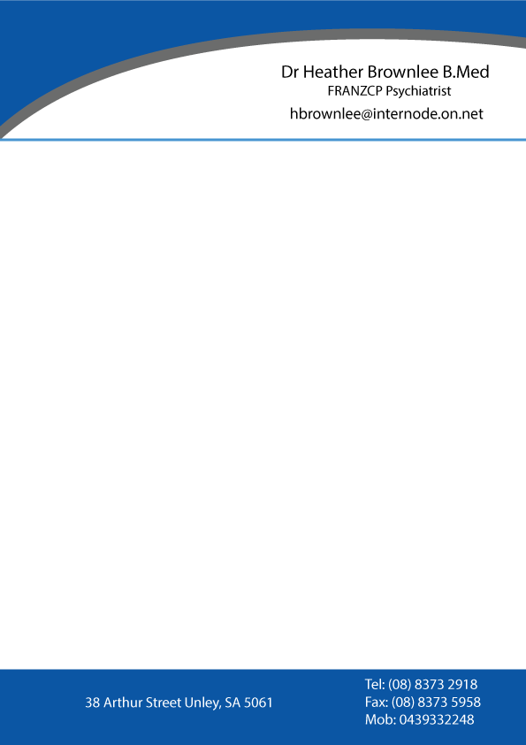 Economical Bold Work Letterhead Design for a