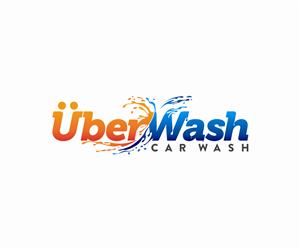 Uberwash Car Wash 109 Logo Designs For Uberwash Car Wash