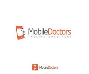 Logo Design by Zbr - MobileDoctors