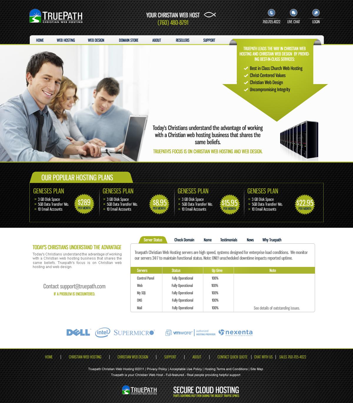 Serious Masculine Church Web Design For Etica Inc By Webwinner Design 1161924