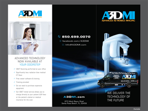 Brochure Design by Yaw Tong - Advanced 3D Mobile Imaging Brochure