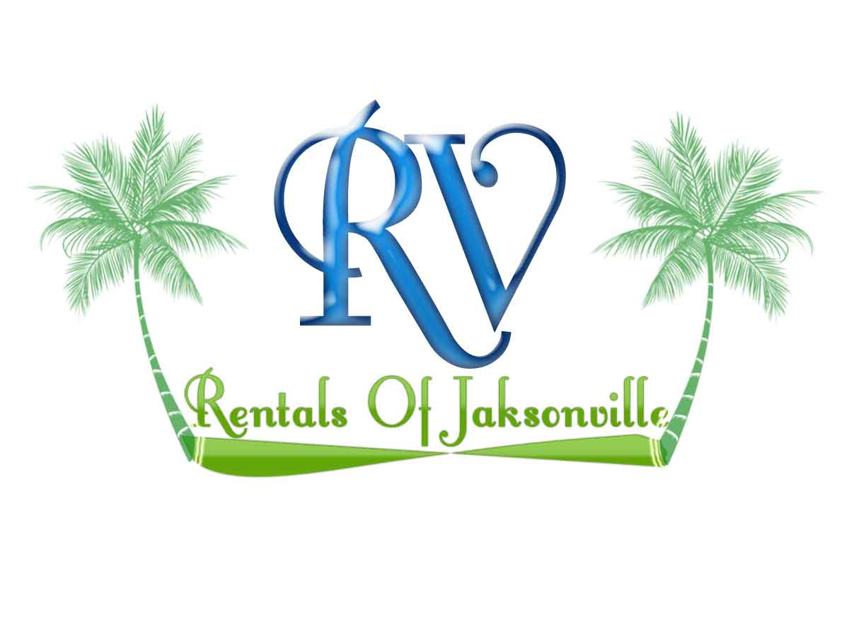 Logo Design For Rv Rentals Of Jacksonville Also Maybe A Symbol
