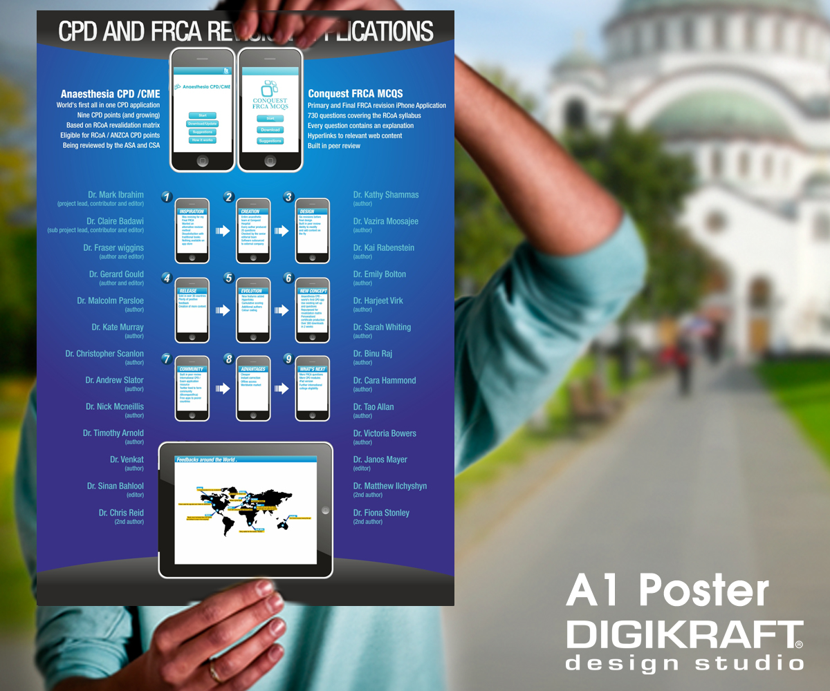 Poster design questions - Poster Design By Dhiraj Rao For Medical Poster Presentation Competition Design 1142147